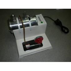 Steam engine model with Electric Heater