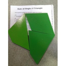 Sum of Angle of Triangle